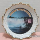 Collector Plate Niagara Falls Canada made in Japan Miniature