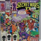 Secret Wars II 1986 #5, #6, #7 Marvel Comics Comic Books Lot