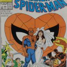 The Amazing Spider man special wedding issue 1987 Giant Sized Marvel Comics