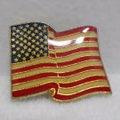 Collector Lapel Pin American USA Flag