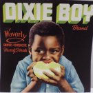 Vintage Crate Label Dixie Boy Growers Cooperative Waverly Florida Origianl