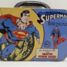D.C. Comics Original Superman Lunch Box Metal