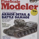 Fine Scale Modeler Magazine for Modeling Military Tanks Jan 2008