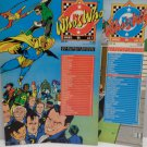Who's Who Definitive Directory of the DC Universe 1988 Aug and Nov. DC Comics