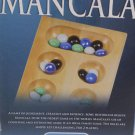 Mancala Board Game Solid Wood Folding Board