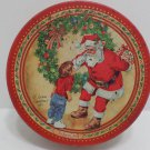 Christmas tin Swiss Colony design by H. Endres 1992