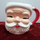 Vintage Collector Mug Ceramic Santa Claus made in Japan