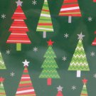 Christmas tin Christmas tree design Greenbrier International