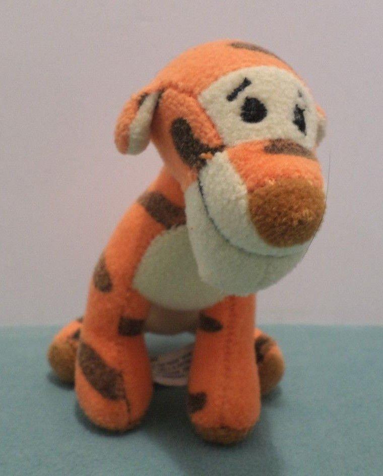"Stuffed Animal Toy ""Tigger"" Walt Disney Winnie the Pooh Vintage"