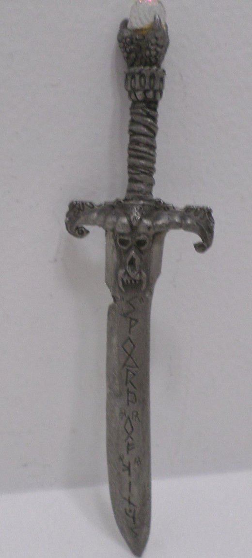 Mystical Pewter Dagger