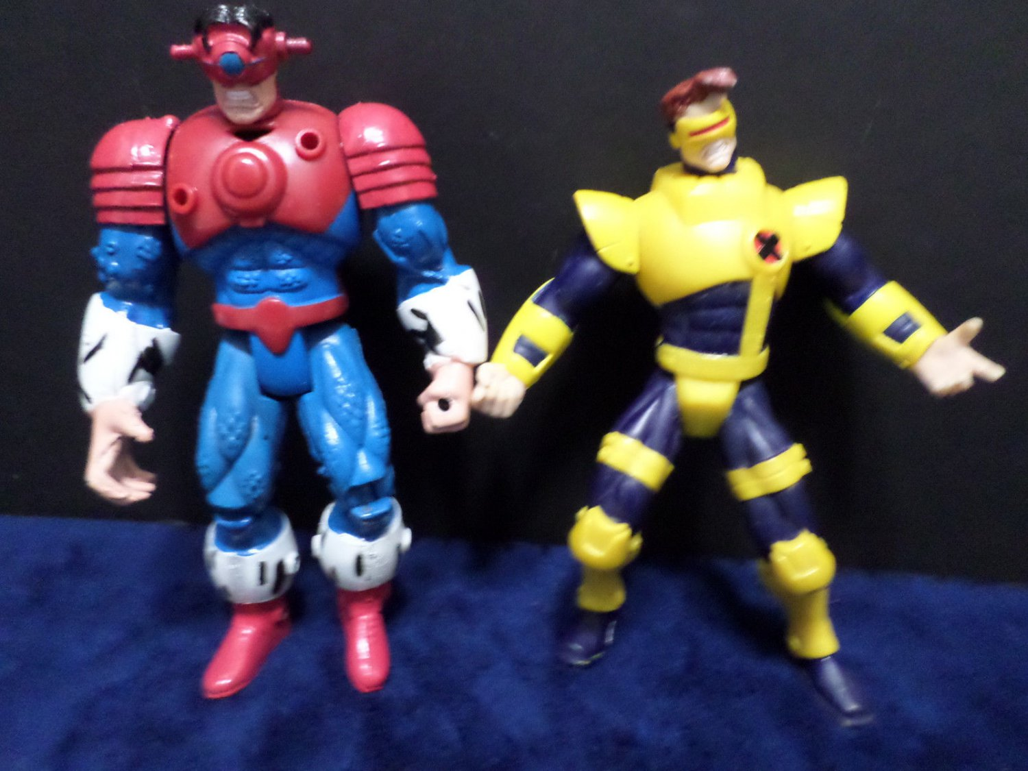 Action Figures by Marvel Entertainment Inc.Two Pieces