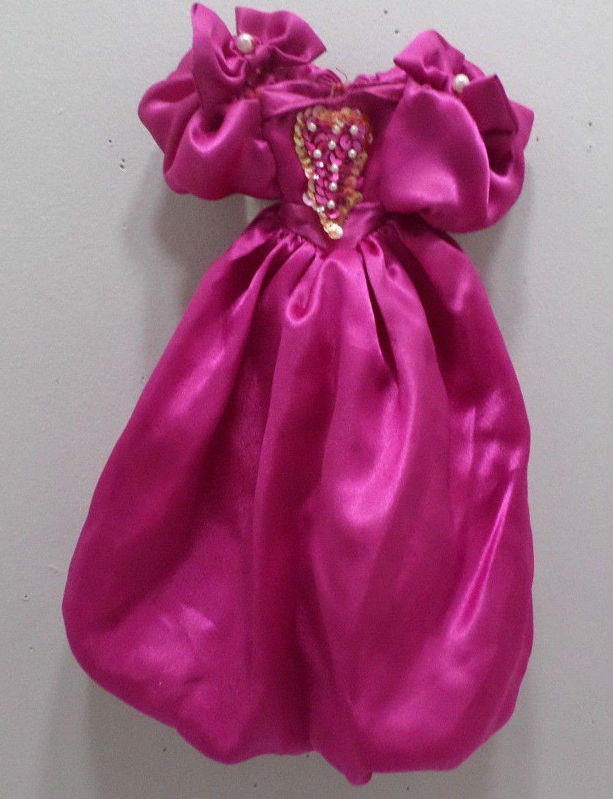 Barbie Doll Evening Gown Violet