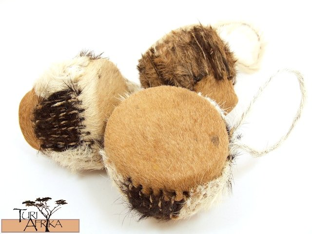 Product ID: 150     Small Goat Skin Drum / Rattle (Sold Individually)