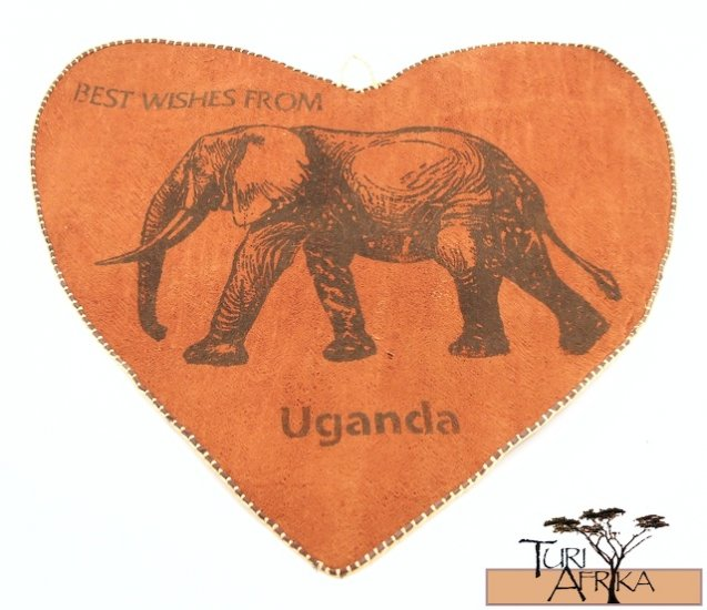 Product ID: 169     Baobab Bark Welcome heart Wallhangings