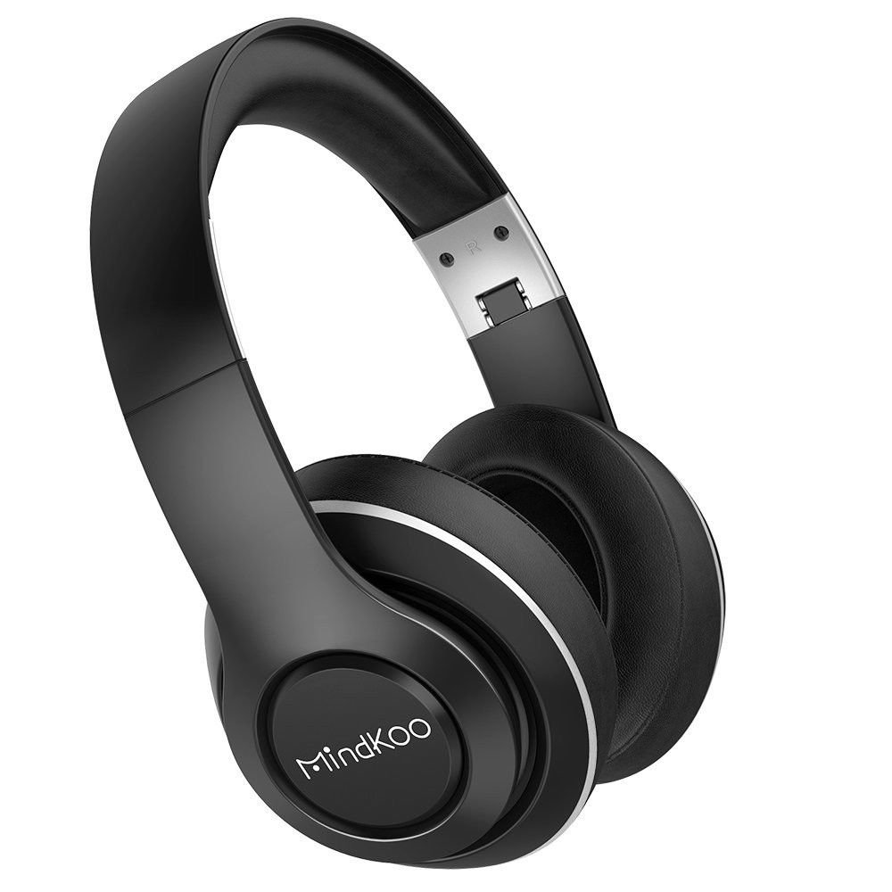 Bluetooth Headphones Wireless Over-Ear Hi-Fi Stereo Headset Foldable