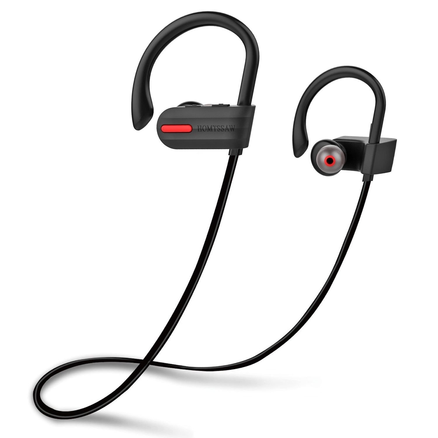 Wireless Headphones Bluetooth In Ear Sports IPX7 Waterproof