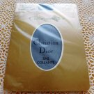 CHRISTIAN DIOR Pantyhose Ten Superfine Tights sz Petite Foot sz 8.5 9 S