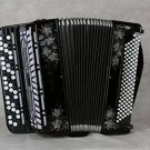 "Bayan (button accordion stradella system) Bn-39 student two-voice ""Tula-210"", 55x100-II"