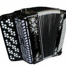 Brand New 5 Rows Bayan Tula 209 B-system Stradella, Rus Chromatic  Accordion