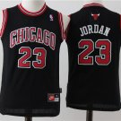 Youth Movie Space Jam #23 Michael Jordan Jersey Tune Squad Black