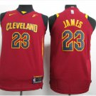 Youth lebron James jersey red