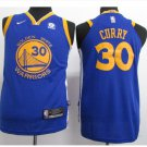 youth stephen curry jersey blue