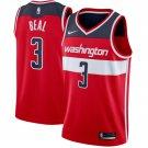 MENS  Bradley Beal Washington Wizards Jersey red