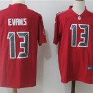 Men's Tampa Bay Buccaneers #13 Mike Evans color rush Football jersey red
