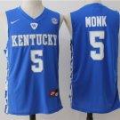 Mens   Kentucky Wildcats Monk 5# jersey College Basketball NCAA man sale top deal.jpg