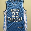Mens  Men's North Carolina Tar Heels Michael Jordan 23 College Basketball Jersey Blue