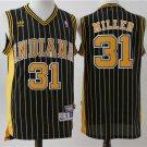 Mens Indiana Peacers Reggie Miller 31# Basketball jersey sale top hot deal