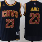 Men's Lebron James 2018 Jersey Cleveland Cavaliers #23 blue Stitched