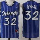 Men's O' Neal Orlando Magic blue 32# Basketball Stitched Jersey sale