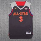 Mens  2017 All Star Chris Paul #3 Los Angeles Clippers Basketball Shirt Swingman Jers