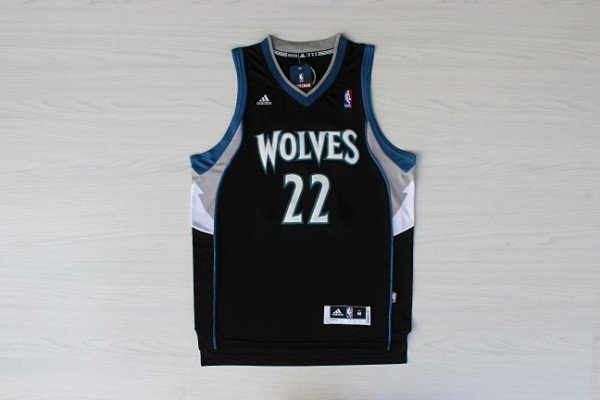 Mens  Andrew Wiggins #22 Minnesota Timberwolves Basketball Shirt Swingman Jersey