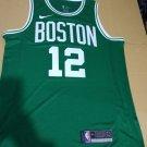 MENS Terry Rozier III #12 Boston Celtics Swingman Jersey Green