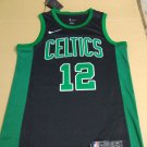 MENS Terry Rozier III #12 Boston Celtics Swingman Jersey Black