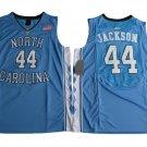 Men's North Carolina Tar Heels Justin Jackson Blue College Basketball Jersey
