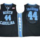 Men's North Carolina Tar Heels Justin Jackson Black College Basketball Jersey
