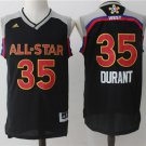 MENS WARRIORS #35 KEVIN DURANT 2017 ALL-STAR BASKETBALL JERSEY