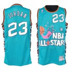 Men's 1996 All-Star Games #23 Michale Jordan Basketball Throwback Jersey