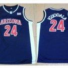 Mens Andre Iguodala #24 Arizona WildCats College Basketball Jersey