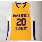 Mens Ben Simmons #20 High School Montverde Academy Basketball Jersey