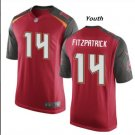 Youth Ryan Fitzpatrick Tampa Bay Buccaneers Jersey red