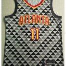 Men's Atlanta Hawks #11 Trae Young Jersey Throwback New-FREE SHIPPING