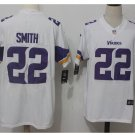 Men's Vikings #22 Harrison Smith color rush Limited jersey white