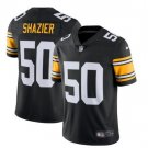 Men's Steelers #50 Ryan Shazier color rush Limited jersey black
