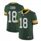 Mens Green Bay Packers 18 Randall Cobb color rush Limited Jersey