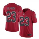 Men's Atlanta Falcons #23 Robert Alford color rush Limited jersey red