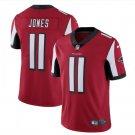 Men's Atlanta Falcons #11 Julio Jones color rush Limited jersey red